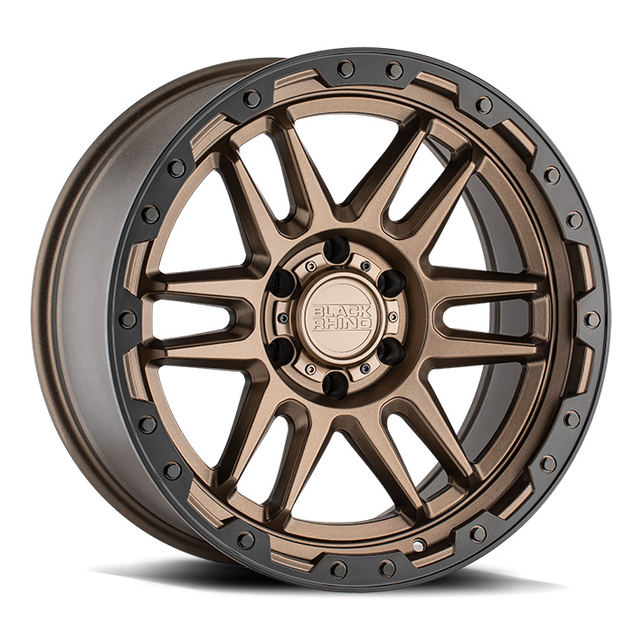 Black Rhino wheels and rims |Apache