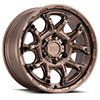 Ark Bronze with Gloss Black Bolts