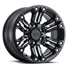 TSW Asagai Alloy Wheels Matte Black w/ Machined Spoke & Stainless Bolts