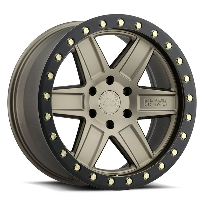 Attica Truck Rims by Black Rhino