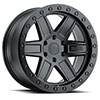 TSW Attica Alloy Wheels Matte Black with Black Bolts