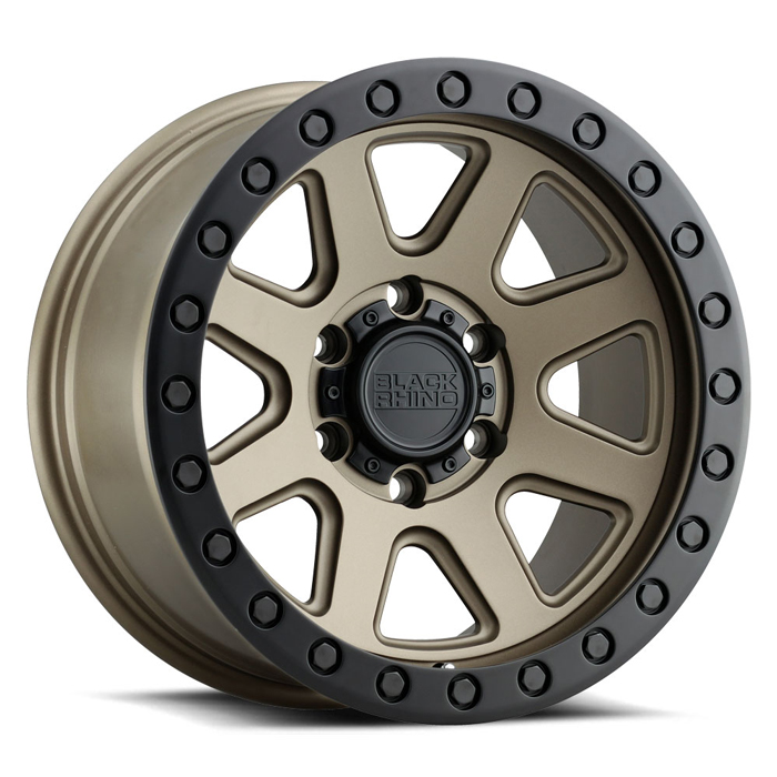 Black Rhino wheels and rims |Baker