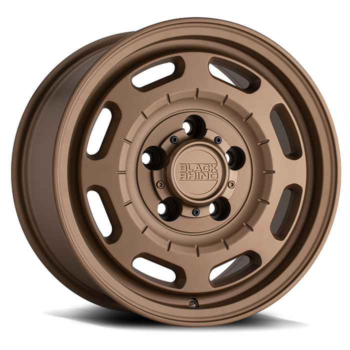Bandolier Truck Rims by Black Rhino