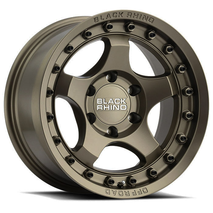 Black Rhino wheels and rims |Bantam
