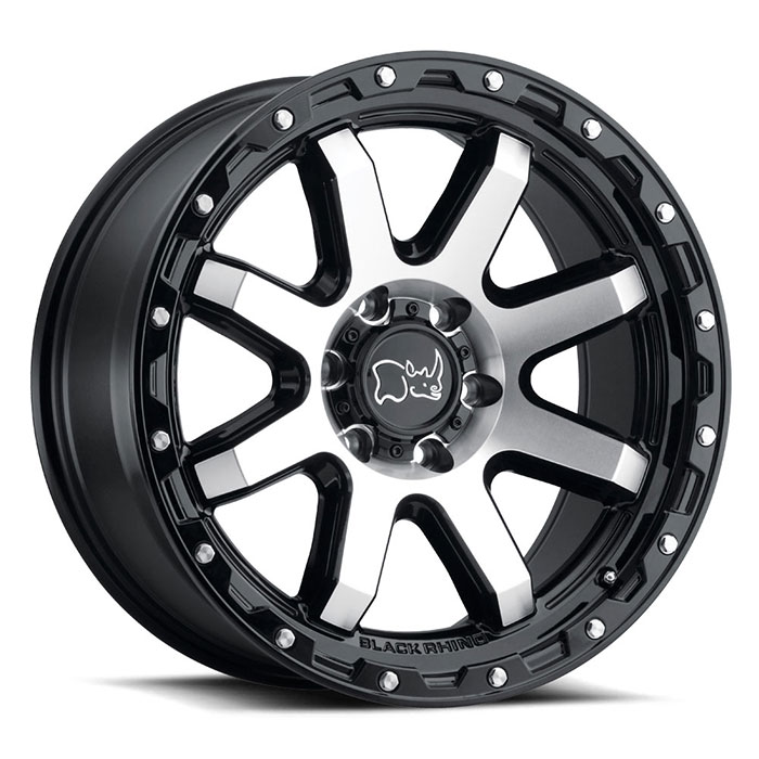Black Rhino wheels and rims |Coyote