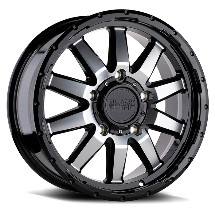 Black Rhino wheels and rims |Excursion