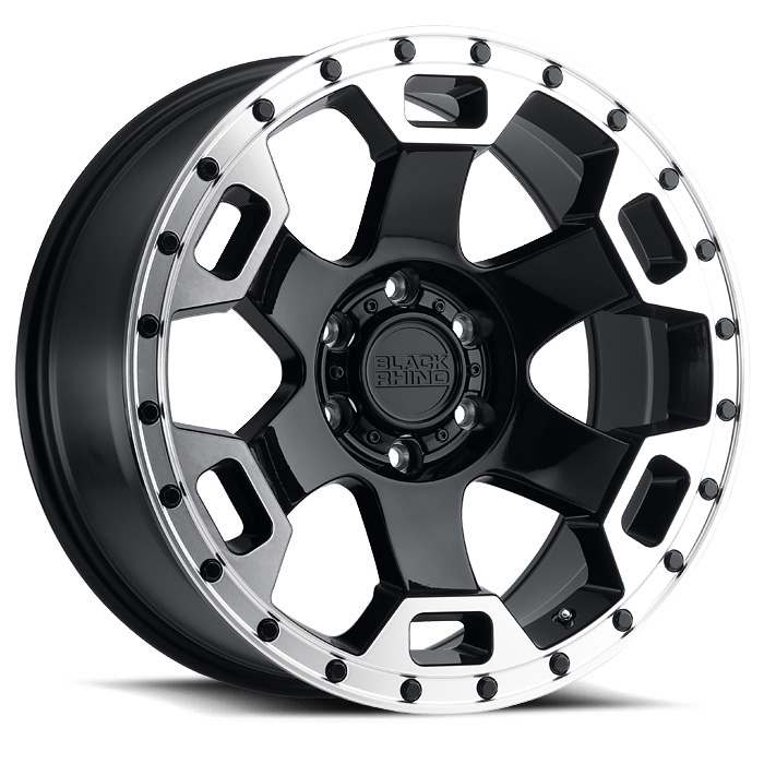 Black Rhino wheels and rims |Gauntlet