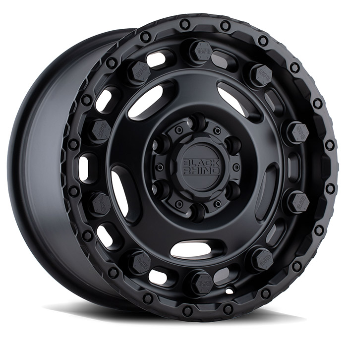 Black Rhino wheels and rims |Glacier