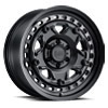 TSW Grange Alloy Wheels Matte Black w/ Machined Tint Ring