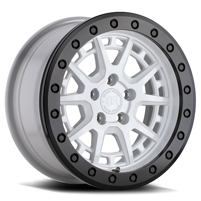 Gravel Beadlock Truck Rims by Black Rhino