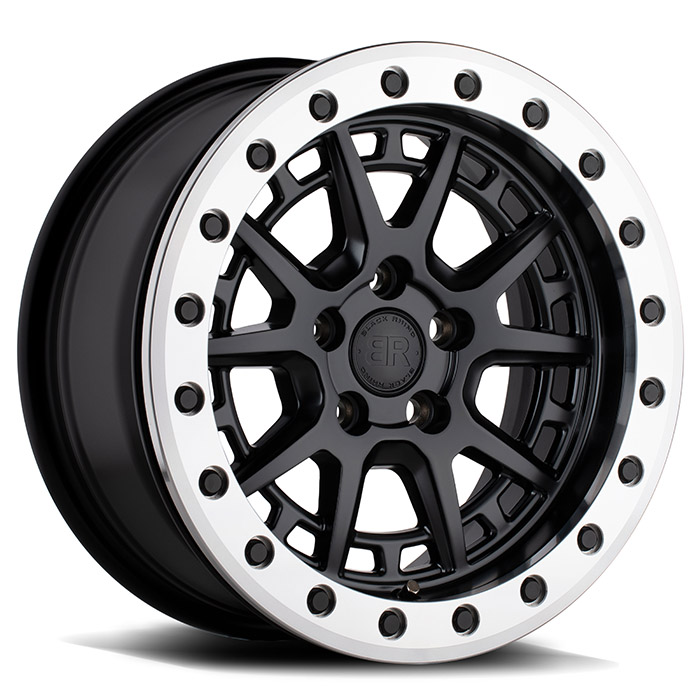 Black Rhino wheels and rims |Gravel Beadlock
