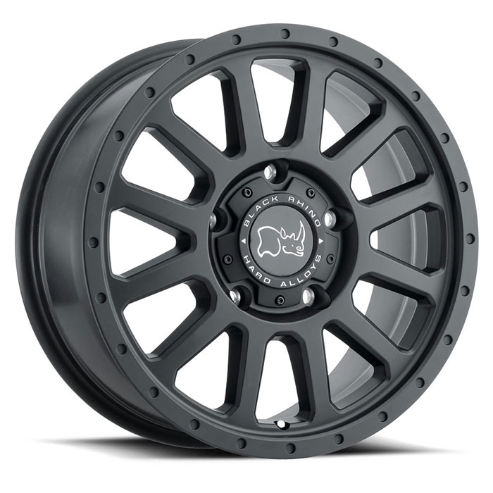 Black Rhino wheels and rims |Havasu