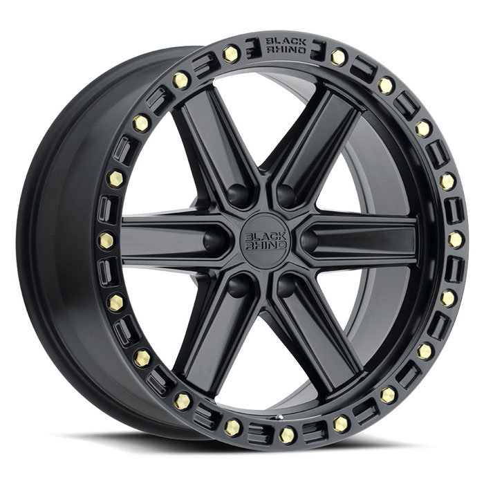 Henderson Truck Rims by Black Rhino