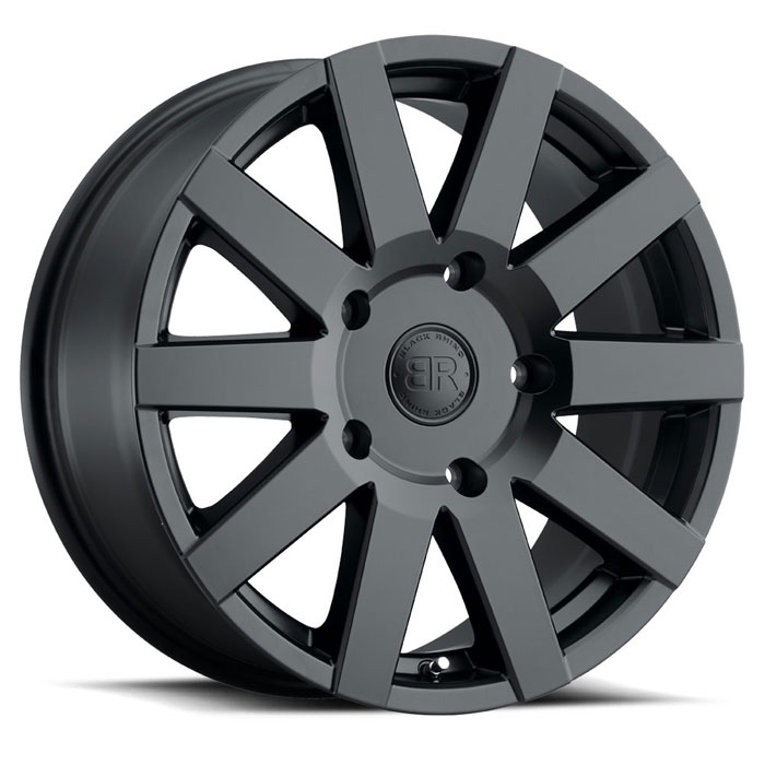 Black Rhino wheels and rims |Journey