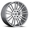 TSW Kruger Alloy Wheels Silver with Mirror Cut Face
