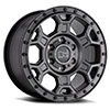 TSW Midhill Alloy Wheels Matte Gunmetal w/ Black Bolts