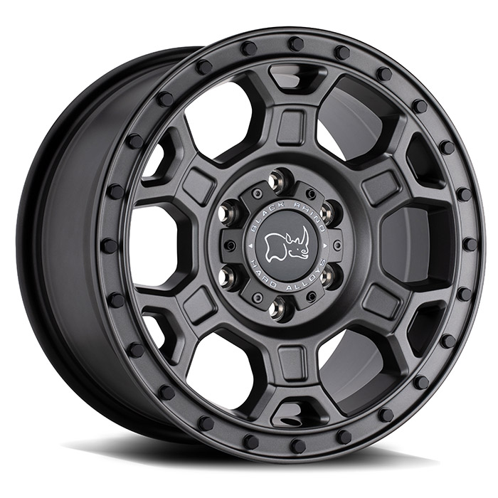 Midhill Truck Rims by Black Rhino