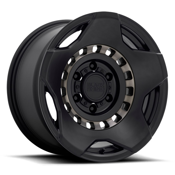 Muzzle Truck Rims by Black Rhino