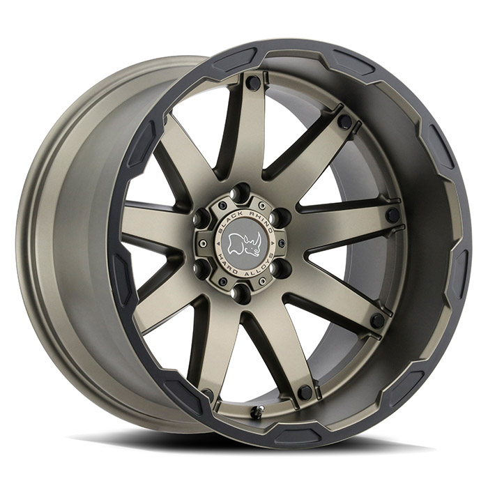Oceano Truck Rims by Black Rhino