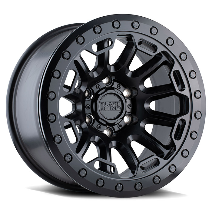 Black Rhino wheels and rims |Ouray Beadlock