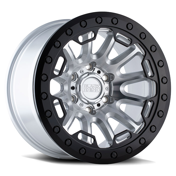 Ouray Beadlock Truck Rims by Black Rhino