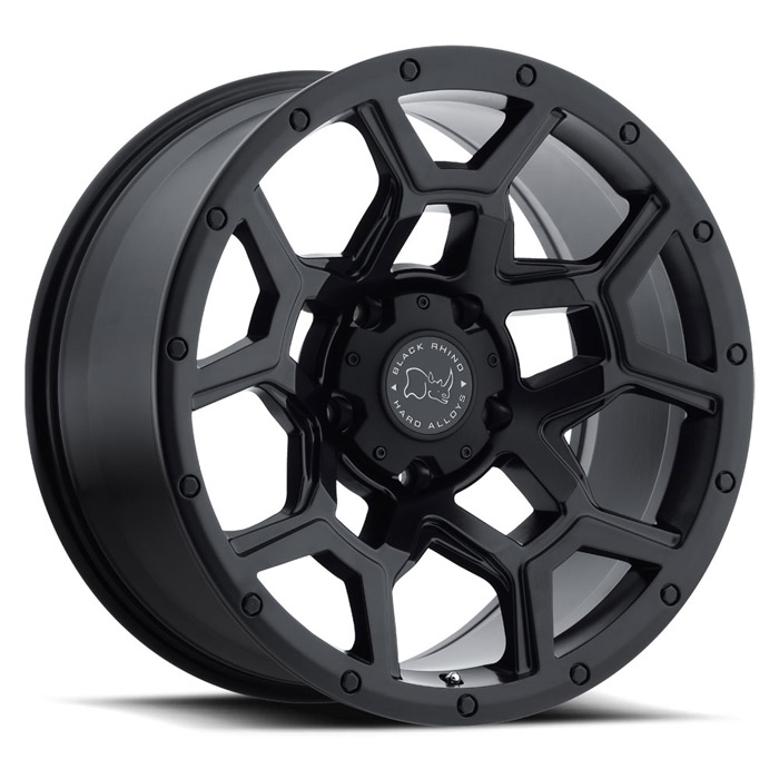 Black Rhino wheels and rims |Overland