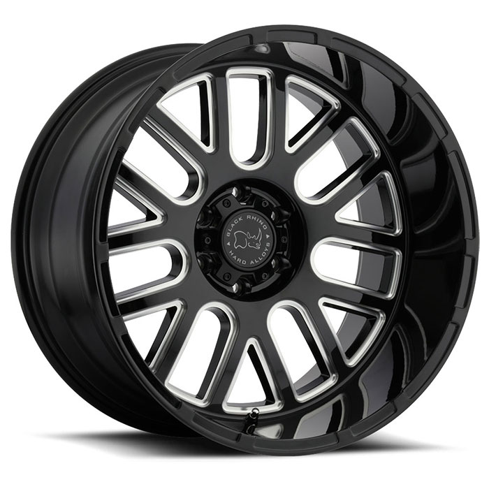Black Rhino wheels and rims |Pismo