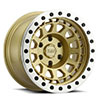 TSW Primm Beadlock Alloy Wheels Matte Gold w/ Machined Ring