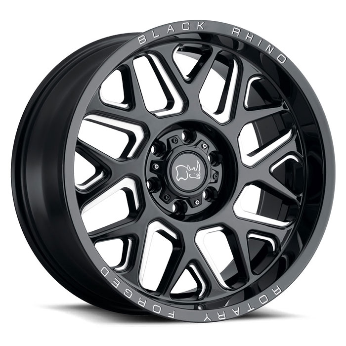 Black Rhino wheels and rims |Reaper