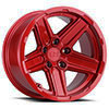 TSW Recon Alloy Wheels Candy Red
