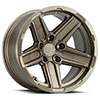 TSW Recon Alloy Wheels Bronze