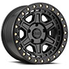 TSW Reno Alloy Wheels Matte Black w/ Brass Bolts