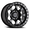 TSW Riot Alloy Wheels Matte Black w/ Black Bolts
