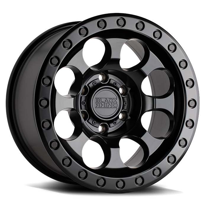 Riot Truck Rims by Black Rhino