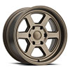 TSW Rumble Alloy Wheels Bronze
