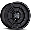 TSW Solid Alloy Wheels Matte Black