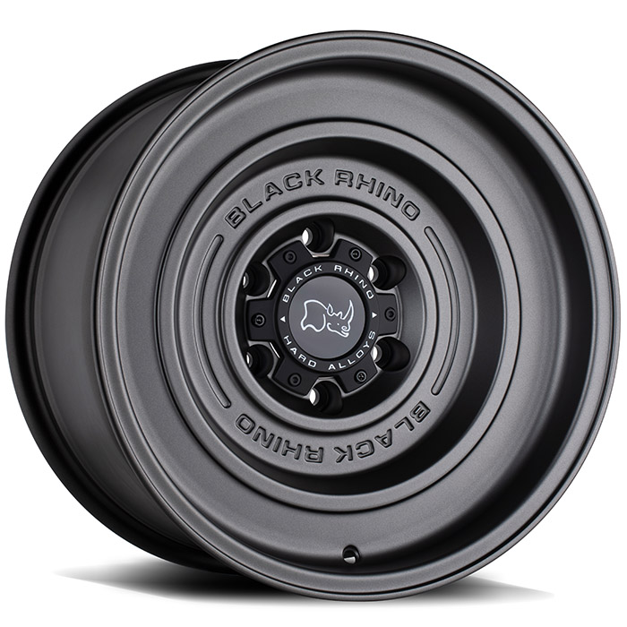 Solid Truck Rims by Black Rhino