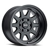 TSW Stadium Alloy Wheels Matte Black