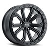 TSW Trabuco Alloy Wheels Matte Black with Black Bolts