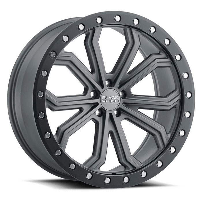 Black Rhino wheels and rims |Trabuco