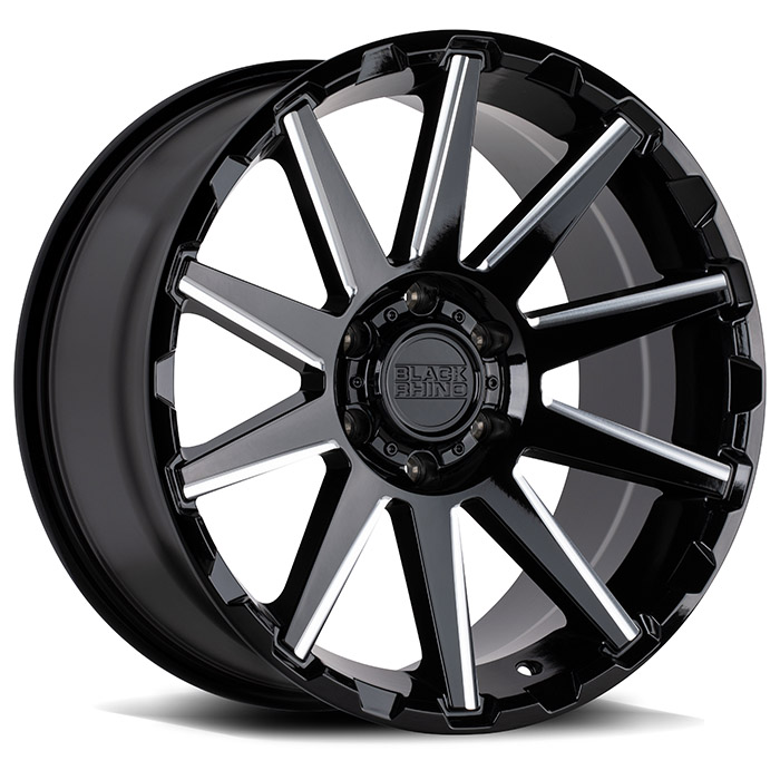 Black Rhino wheels and rims |Typhoon