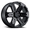 TSW Wanaka Alloy Wheels Matte Black