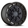 TSW Warthog Alloy Wheels Matte OD Green w/ Black Center