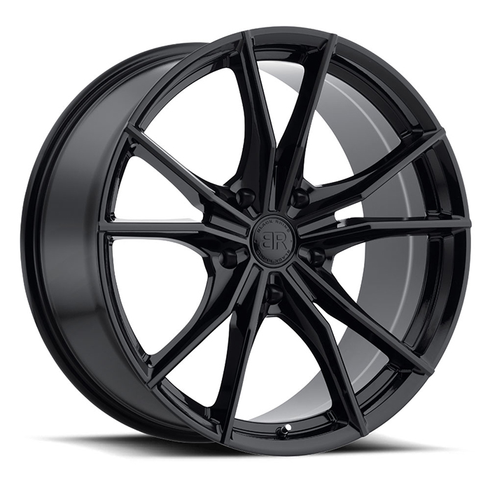 Black Rhino wheels and rims |Zion 5