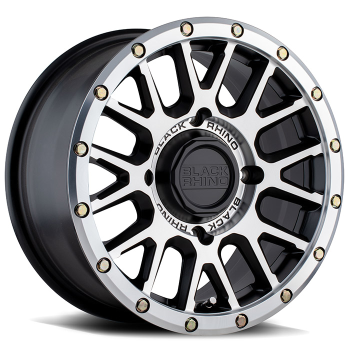 Black Rhino wheels and rims |La Paz UTV