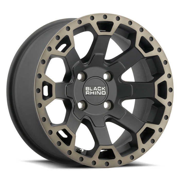 Black Rhino wheels and rims |Warlord UTV